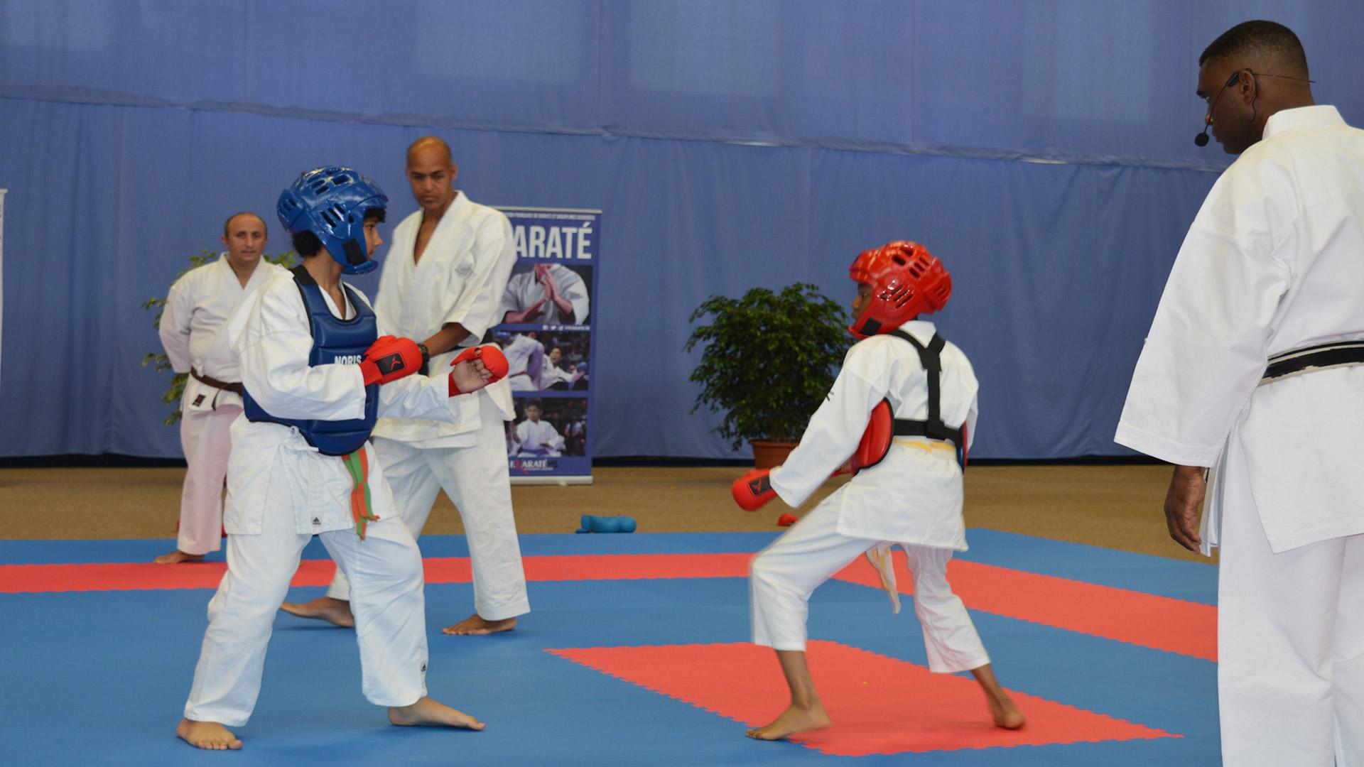 Karaté - Combat