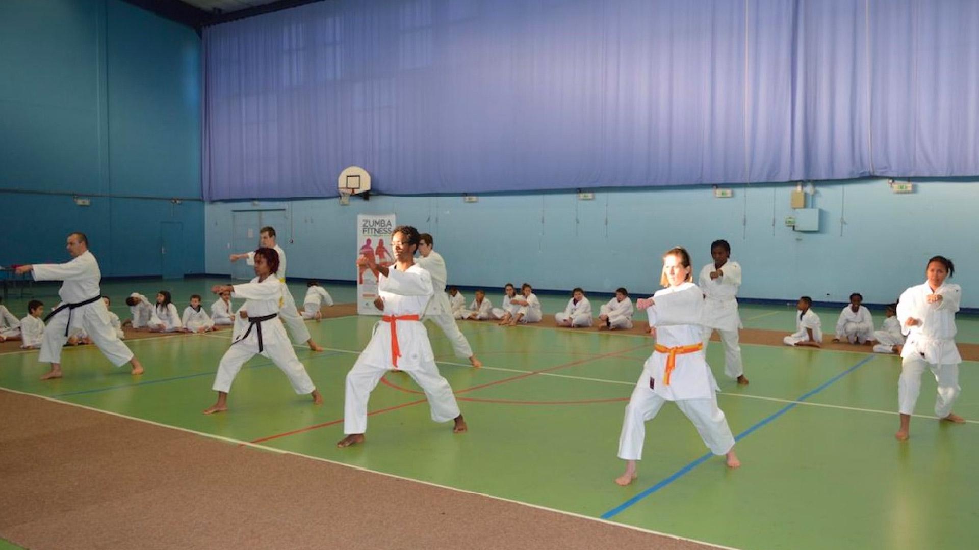 Karaté - Technique